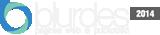 logo blur design